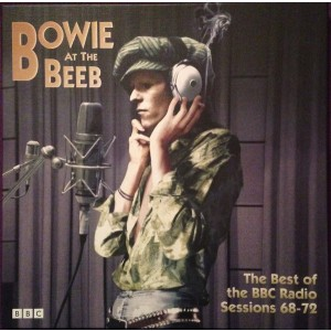 BOWIE, DAVID - Bowie At the Beeb; Best of the BBC Radio Sessions 68-72 4LP BOX