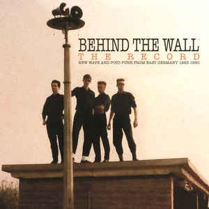 V/A - Behind The Wall - The Record LP