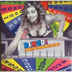 V/A - Bingo! French Punk Exploitation 1978-1981 LP
