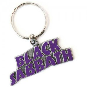 BLACK SABBATH Wavy Logo PRIVJESAK
