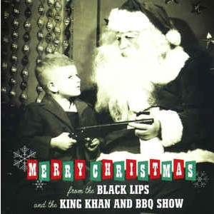 BLACK LIPS Christmas in Baghdad 7""