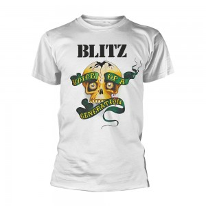 BLITZ Voice of a Generation T-SHIRT