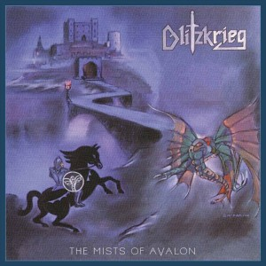 BLITZKRIEG - Mists of Avalon LP