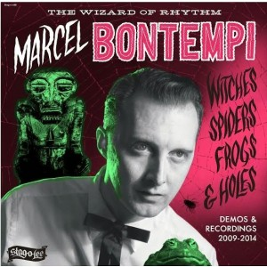 BONTEMPI, MARCEL - Witches Spiders Frogs & Holes - Demos & Recordings 2009-2014 LP
