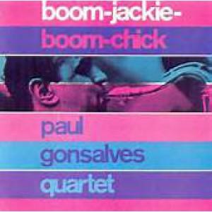 GONSALVES QUARTET, PAUL - Boom-Jackie-Boom-Chick LP