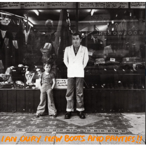 DURY, IAN & THE BLOCKHEADS - New Boots And Panties!! LP