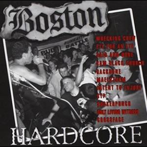 V/A - Boston Hardcore LP