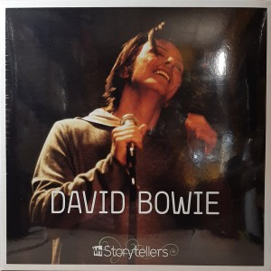 BOWIE, DAVID - VH1 Storytellers 2LP