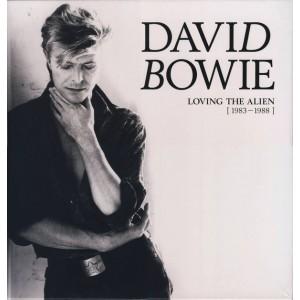 BOWIE, DAVID - Loving The Alien [ 1983 - 1988 ] 15LP BOX SET