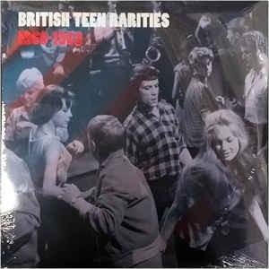 V/A - British Teen Rarities 1960-1963 LP