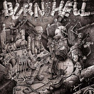 BURN IN HELL - Monkey Bones LP