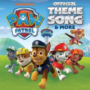 """PAW PATROL - Official Theme Song & More 7"""""""
