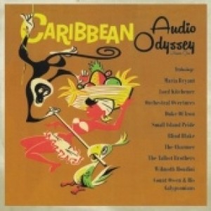 VARIOUS - Caribbean Audio Odyssey Volume One LP