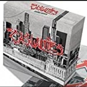 CASUALTIES - Chaos Sound  CD BOX SET