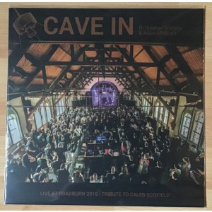 CAVE IN - Live At Roadburn 2018 / Tribute To Caleb Scofield LP
