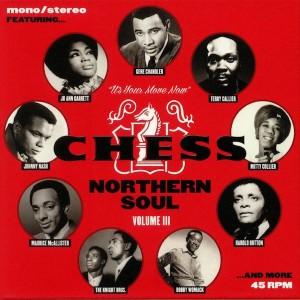 "V/A - Chess Northern Soul Volume III 7"" BOX SET"