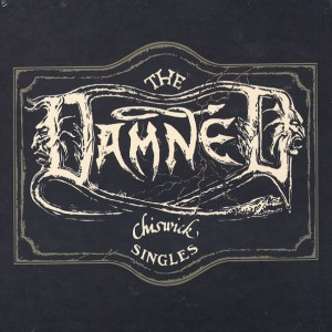 "DAMNED - Chiswick Singles 7"" BOX SET"