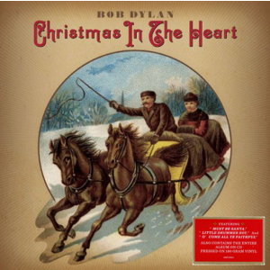 DYLAN, BOB - Christmas In The Heart LP