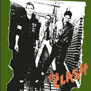 CLASH - s/t LP