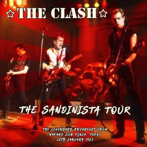 CLASH - Sandinista Tour CD
