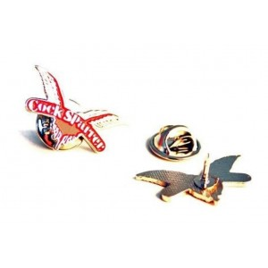 COCK SPARRER Wings METAL PIN