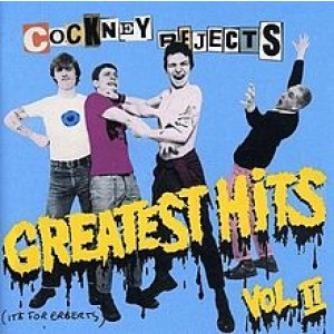 COCKNEY REJECTS - Greatest Hits Vol. 2 2LP
