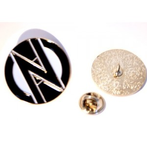CONFLICT LOGO METAL PIN
