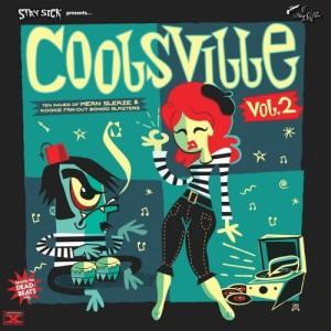 V/A - Coolsville Vol. 2 LP