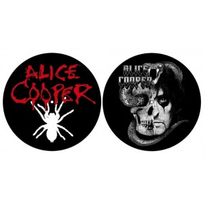 COOPER, ALICE Spider / Skull SLIPMAT