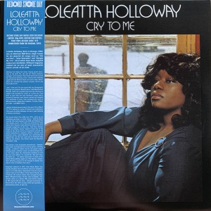 HOLLOWAY, LOLEATTA - Cry To Me LP