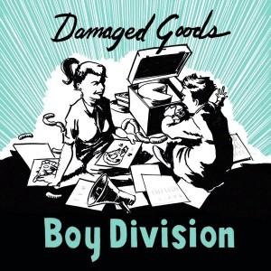 """BOY DIVISION - Damaged Goods 7"""""""