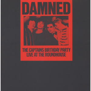 DAMNED - Captains Birthday Party LP