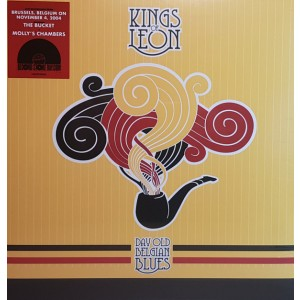 KINGS OF LEON - Day Old Belgian Blues LP