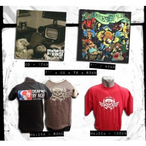 DEAFNESS BY NOISE Bundle/Paket