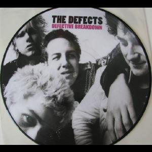 DEFECTS - Defective Breakdown LP