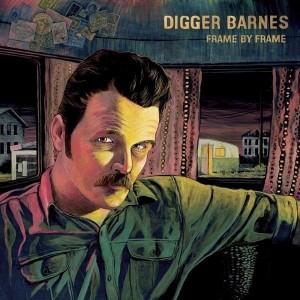 BARNES, DIGGER - Frame By Frame LP