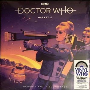 O.S.T. - Doctor Who Galaxy 4 2LP