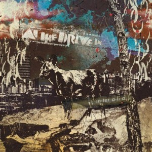 AT THE DRIVE IN - in•ter a•li•a LP