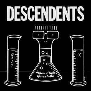 DESCENDENTS  – Hypercaffium Spazzinate LP