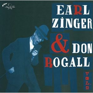 ZINGER, EARL & DON ROGALL - Vol. 2 LP