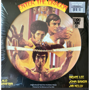 SCHIFFRIN, LALO - Enter the Dragon PICTURE DISC