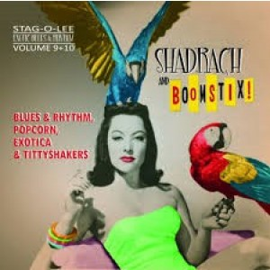 VARIOUS ‎– Exotic Blues & Rhythm - Vol. 9 + 10 CD