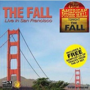 FALL - Live In San Francisco 2LP
