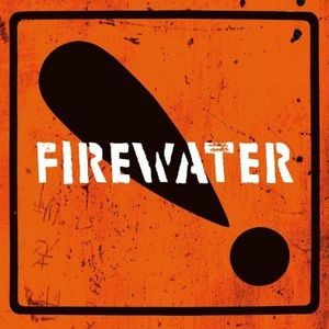 FIREWATER - International Orange LP