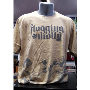 FLOGGING MOLLY Cheers T-SHIRT