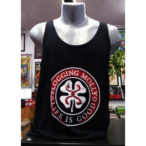 FLOGGING MOLLY Life is Good TANK TOP
