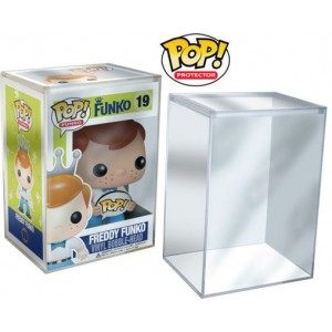 FUNKO POP! Hard Acrylic Protectice Case
