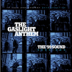 GASLIGHT ANTHEM – The '59 Sound Sessions LP BOX