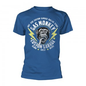 GAS MONKEY GARAGE Lightning Bolts T-SHIRT