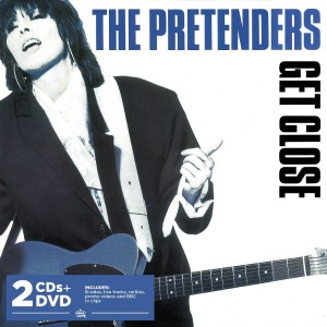 PRETENDERS - Get Close CD BOX SET